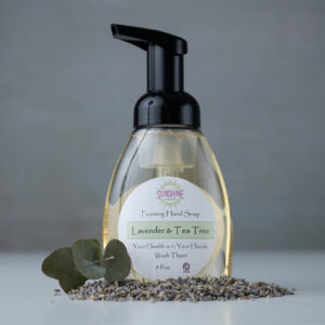 Lavender & Tea Tree Foaming Hand Soap