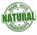 Made With Natural Ingredients Logo